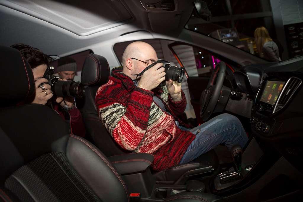 Chery представила вРоссии обновленный Tiggo 5и новый Tiggo 3— фото 674375