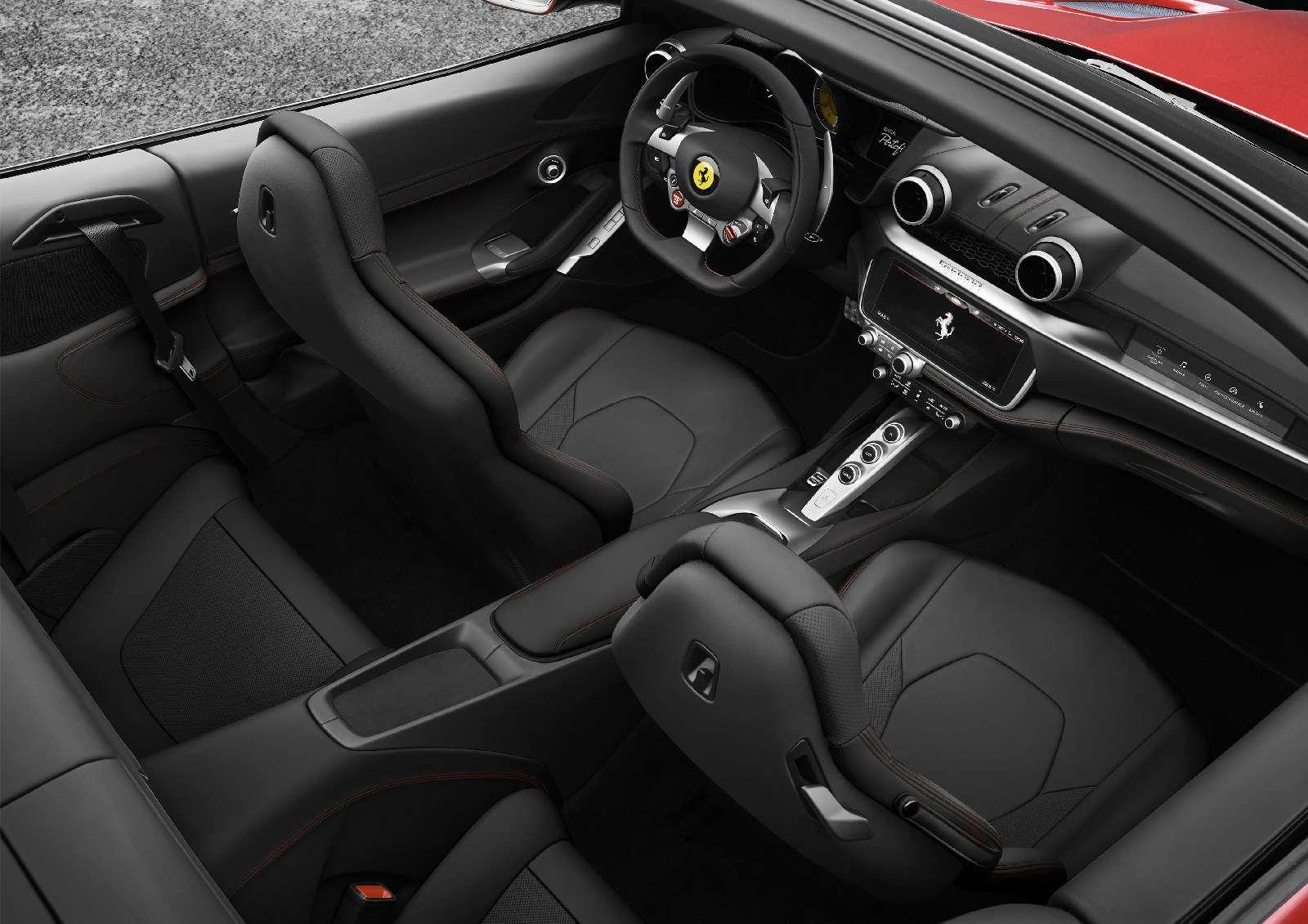 Ferrari рассекретила свою самую дешевую модель— фото 787047