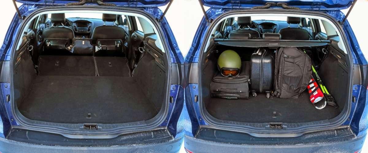 Большой тест универсалов: Ford против Kia— фото 959191