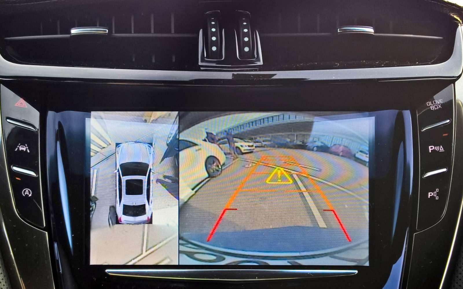 Обновленный Cadillac CTS: здравствуй ипрощай— фото 684558
