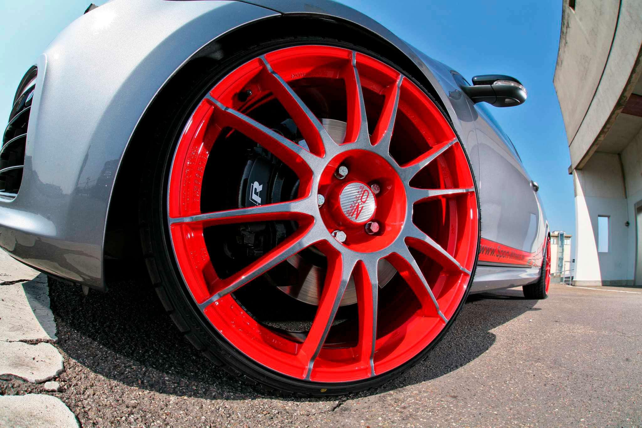 А что, если поставить колеса побольше?— экспертиза ЗР— фото 792218