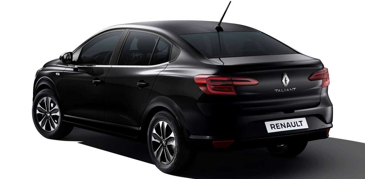 Особая версия Renault Logan— ееназвали Taliant— фото 1230240