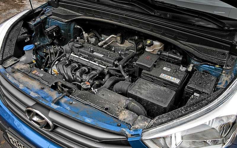 Hyundai Creta 1.6