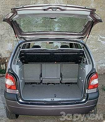 Тест Citroen Xsara Picasso, Mitsubishi Space Star, Mazda Premacy, Renault Scenic. Семейный квартет.— фото 20438