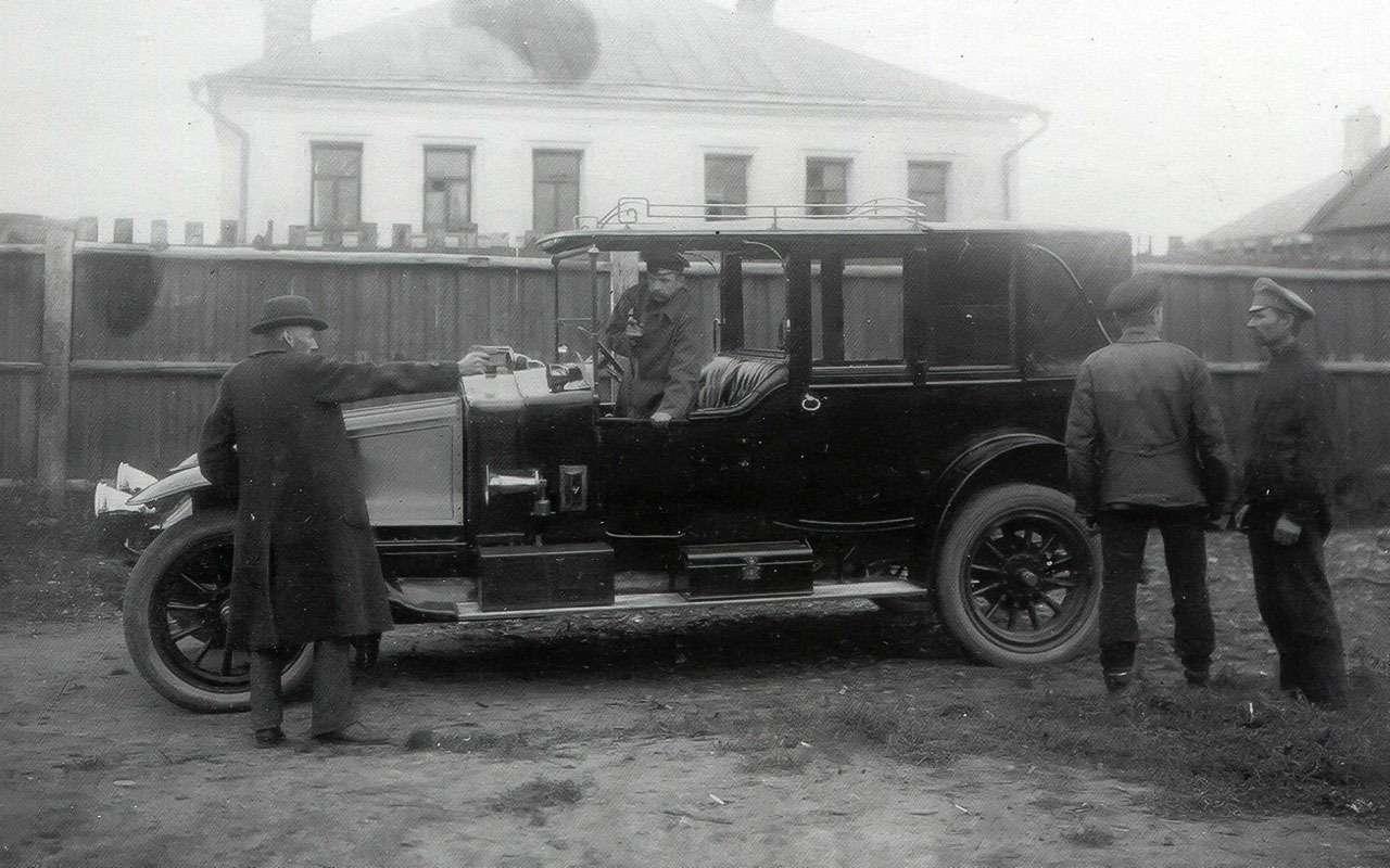 Renault 40CV