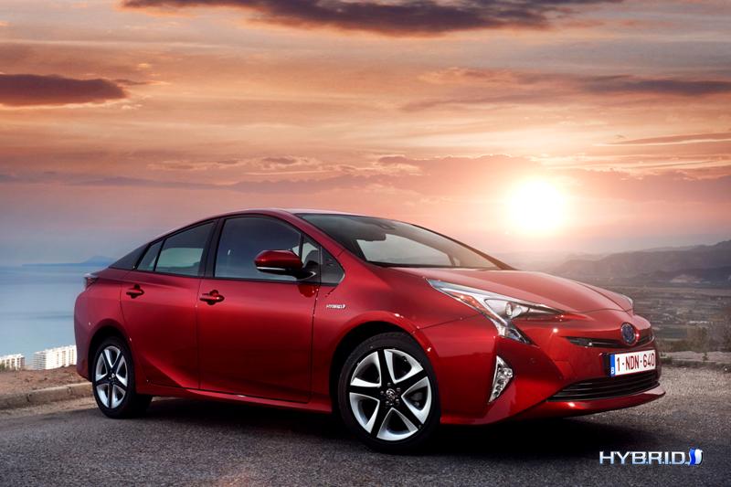Новый Toyota Prius: начался прием заказов— фото 703689