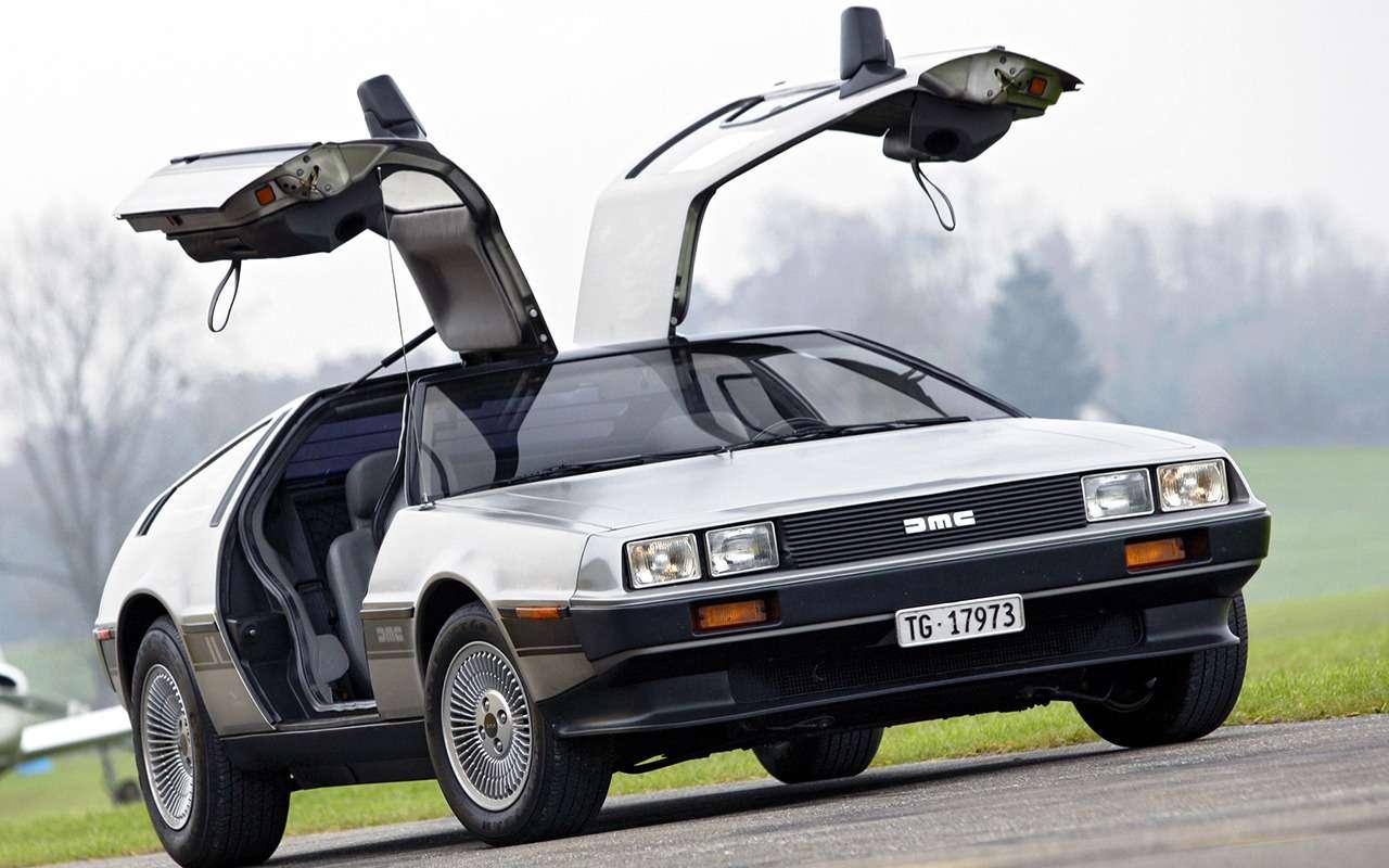 Вперед вбудущее— новый DeLorean появится в2021 году— фото 1067973