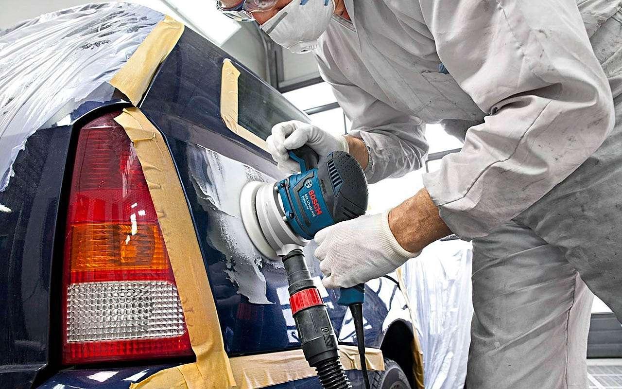 Покрасить или обтянуть кузов пленкой: что выгоднее?— фото 810344
