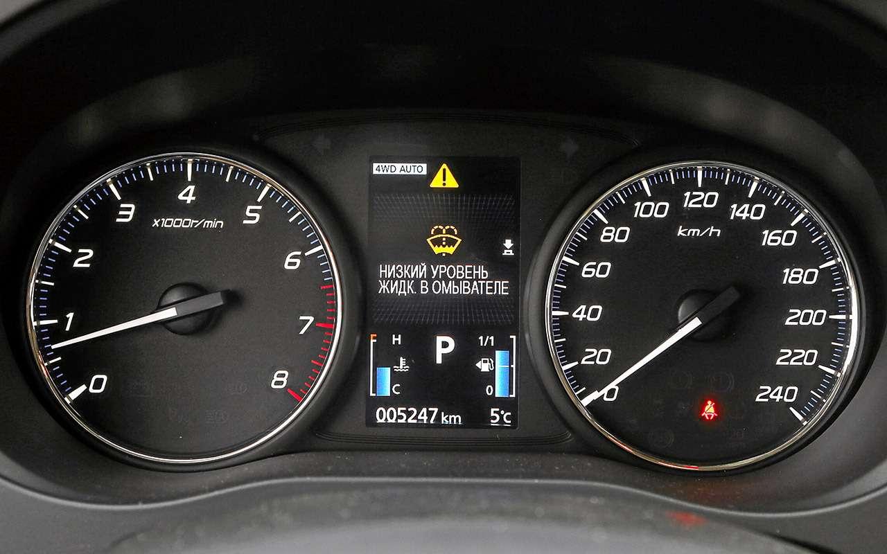 Новый Toyota RAV4, Forester иOutlander: большой тест кроссоверов— фото 1057715