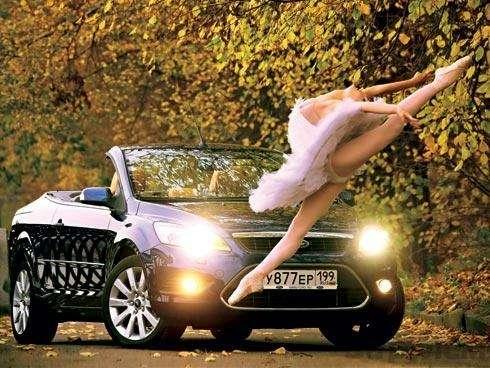 Наше знакомство Ford Focus Coupe-Cabriolet: Кабрио-балет— фото 91274