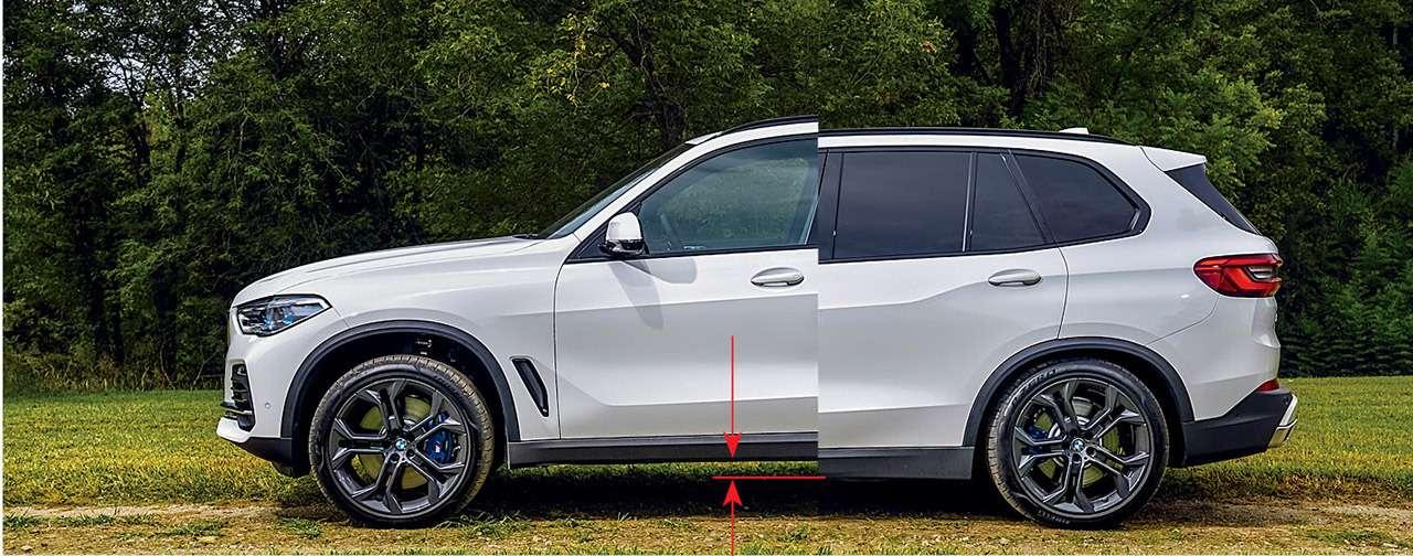 Новый BMW X5—  тест-драйв ввездеходных режимах— фото 912235