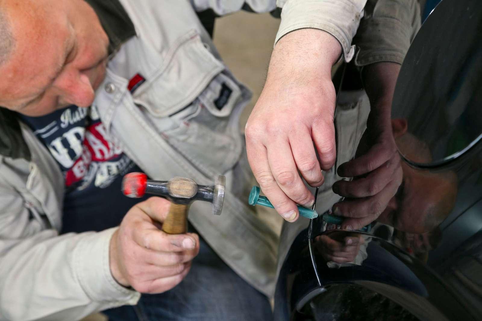 Технологии локального кузовного ремонта: ловкость рук— фото 612148