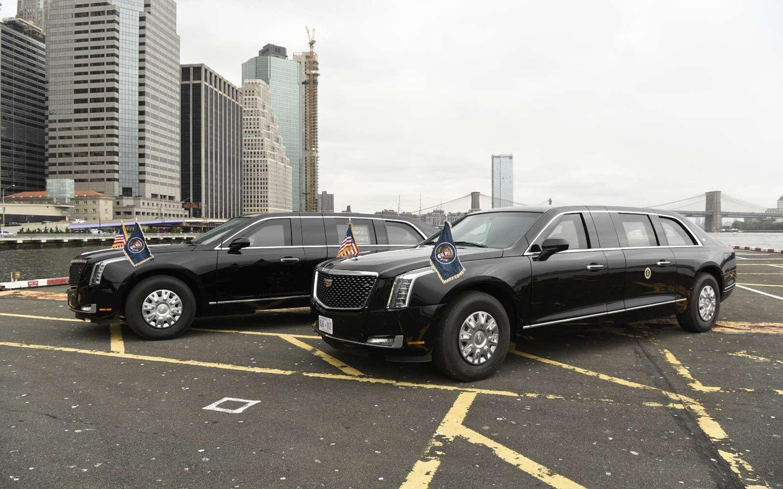 5 фактов оновом лимузине Дональда Трампа. Круче ли онАуруса Путина?— фото 907976
