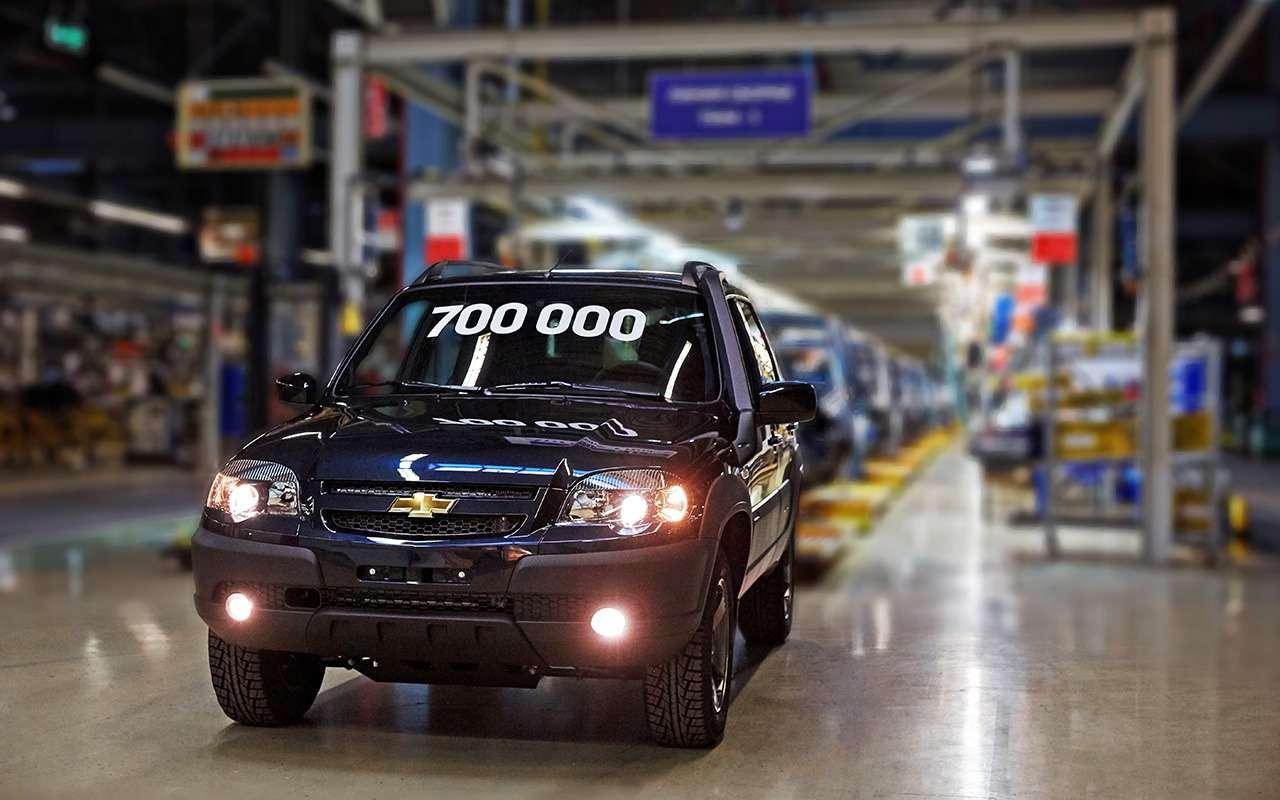 Chevrolet Niva LSGA: плюс 25лошадей и33Нм момента!— фото 924604