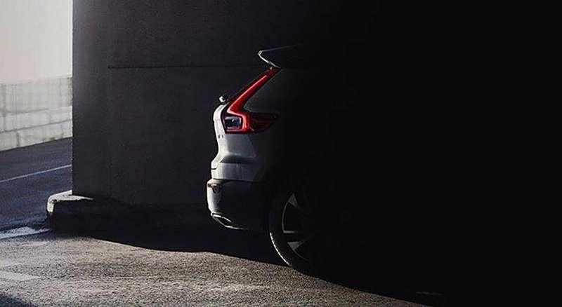 Известно, как будет выглядеть новый кросс Вольво XC40