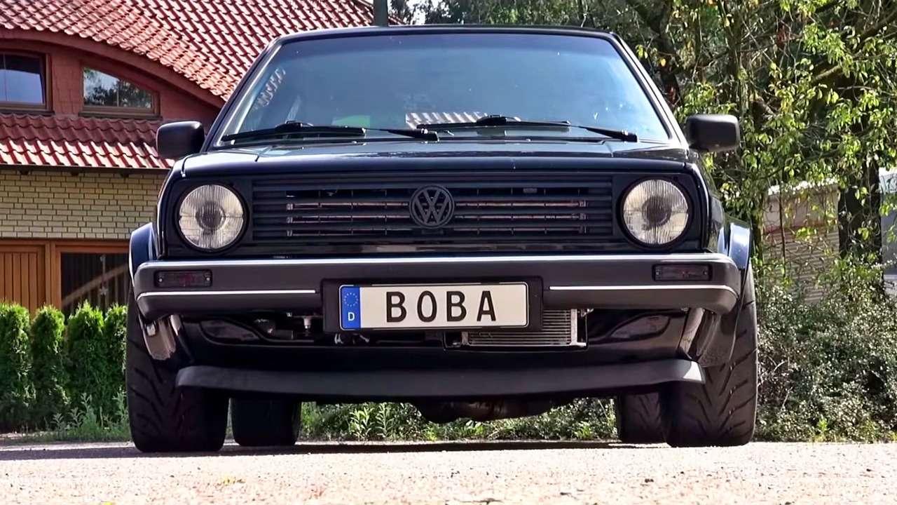 Гонки наспидометрах: 1234-сильный Volkswagen Golf против всех