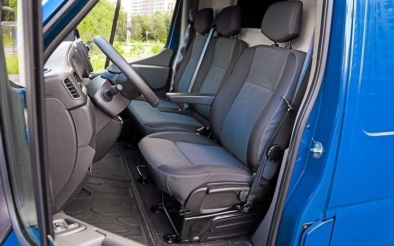Обновленный Renault Master— тест длябизнесменов— фото 1164063