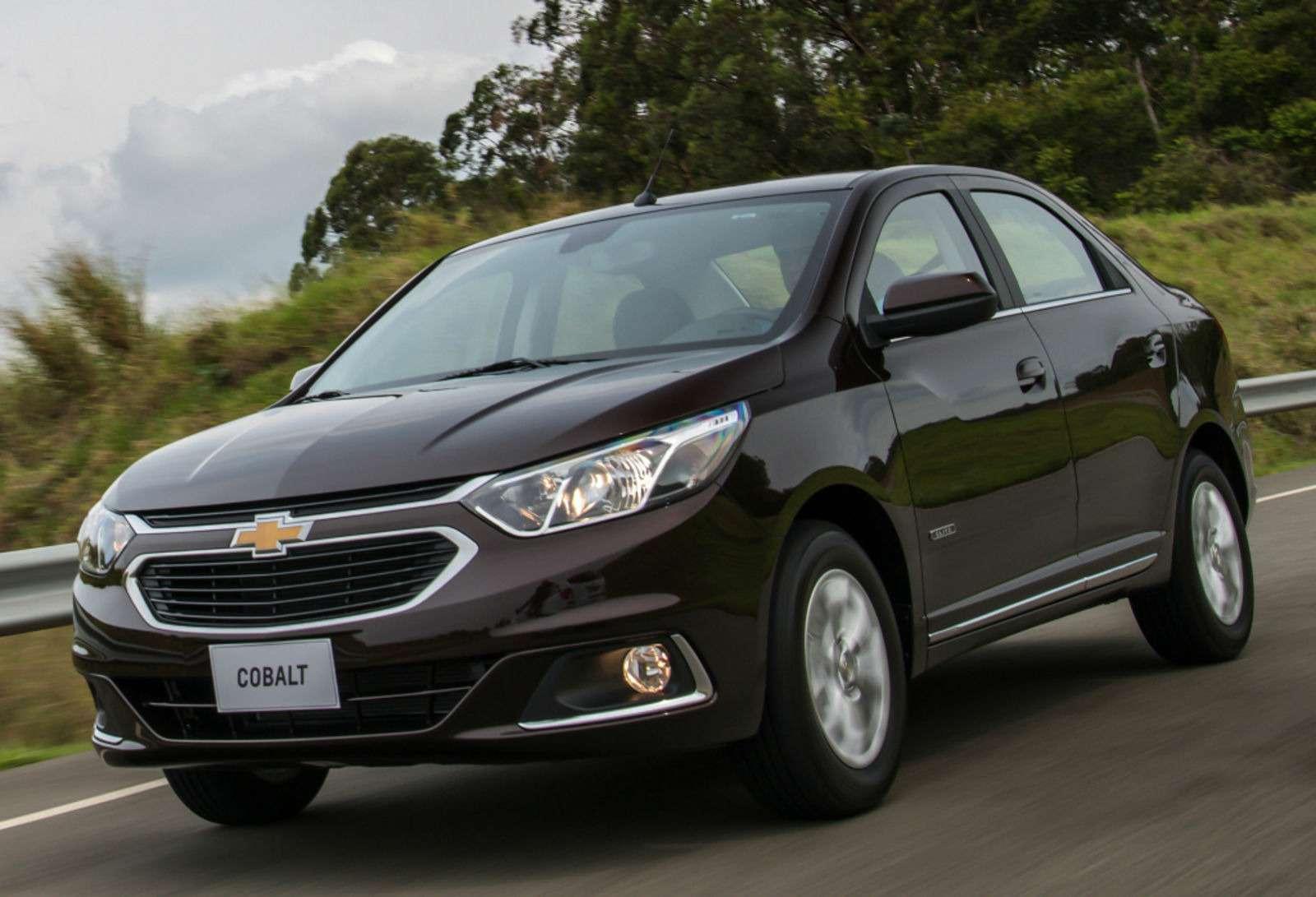 Chevrolet Captiva иCruze могут вернуться нароссийский рынок— фото 843504