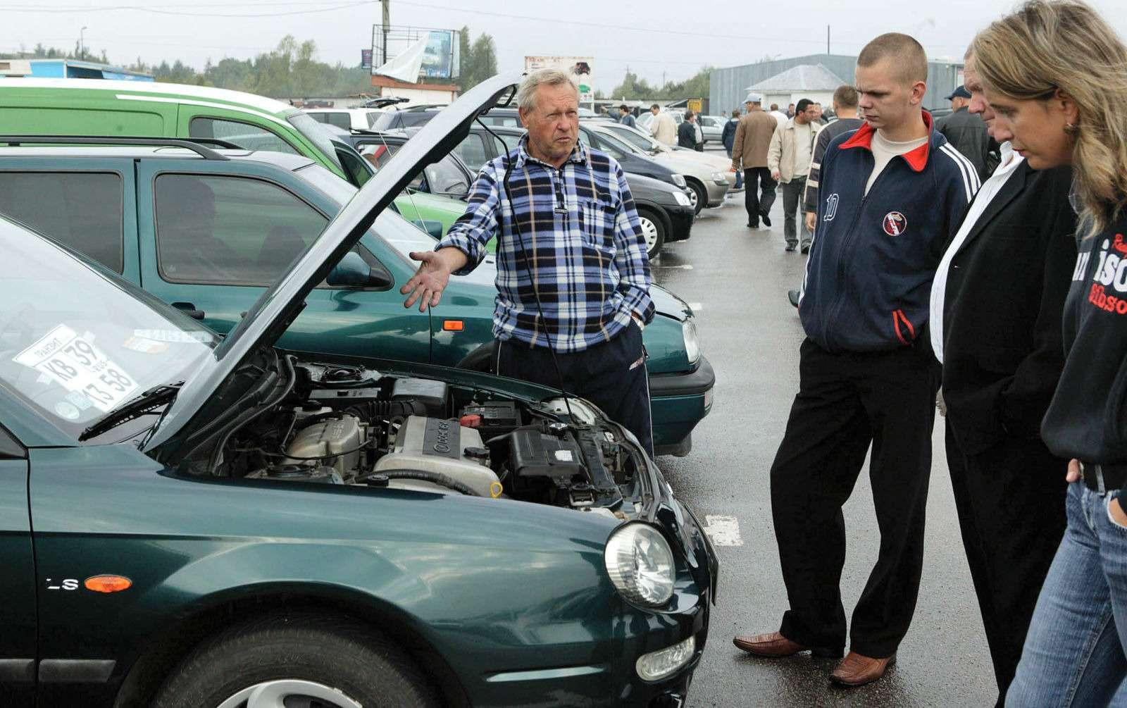 Какнас обманывают продавцы подержанных автомобилей— фото 653863