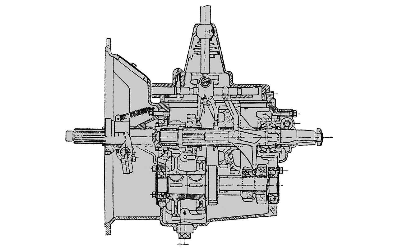 Советская «трехтонка»: заглянули вееродословную— фото 1283979