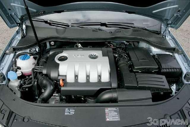 Volkswagen Passat Variant. Литраж итираж— фото 59085