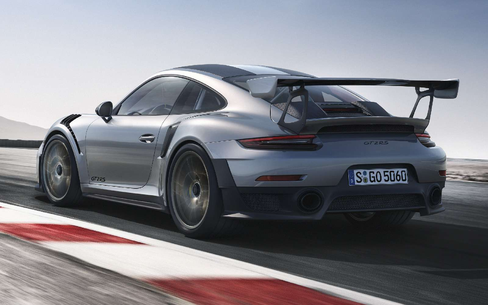 Самый мощный Porsche 911в истории— фото 770786