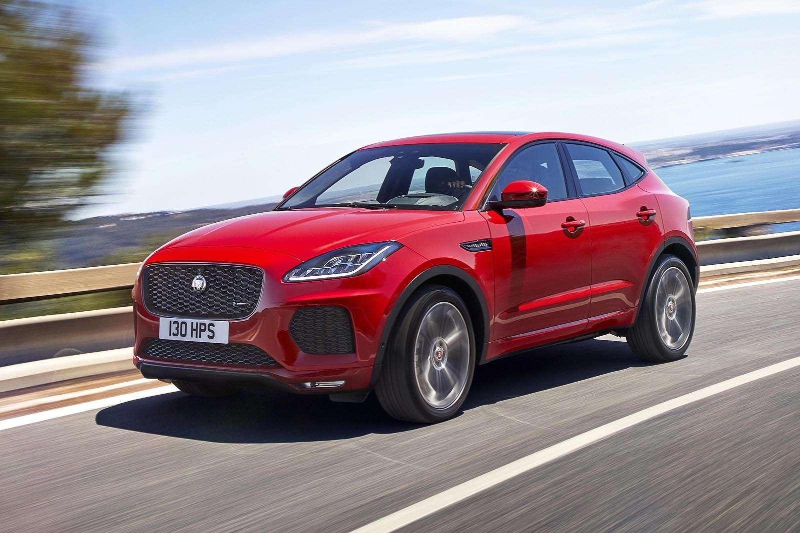 Jaguar Land Rover рассказала оближайших новинках вРоссии— фото 778161