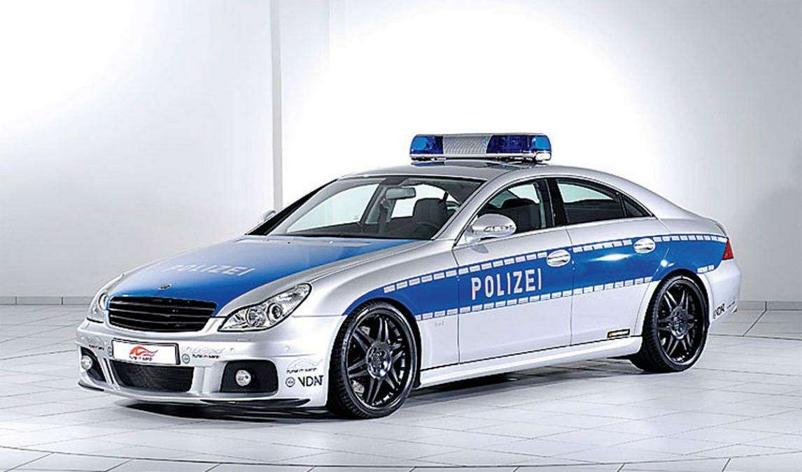 Топ-22 лучших ихудших полицейских автомобилей мира— фото 983544