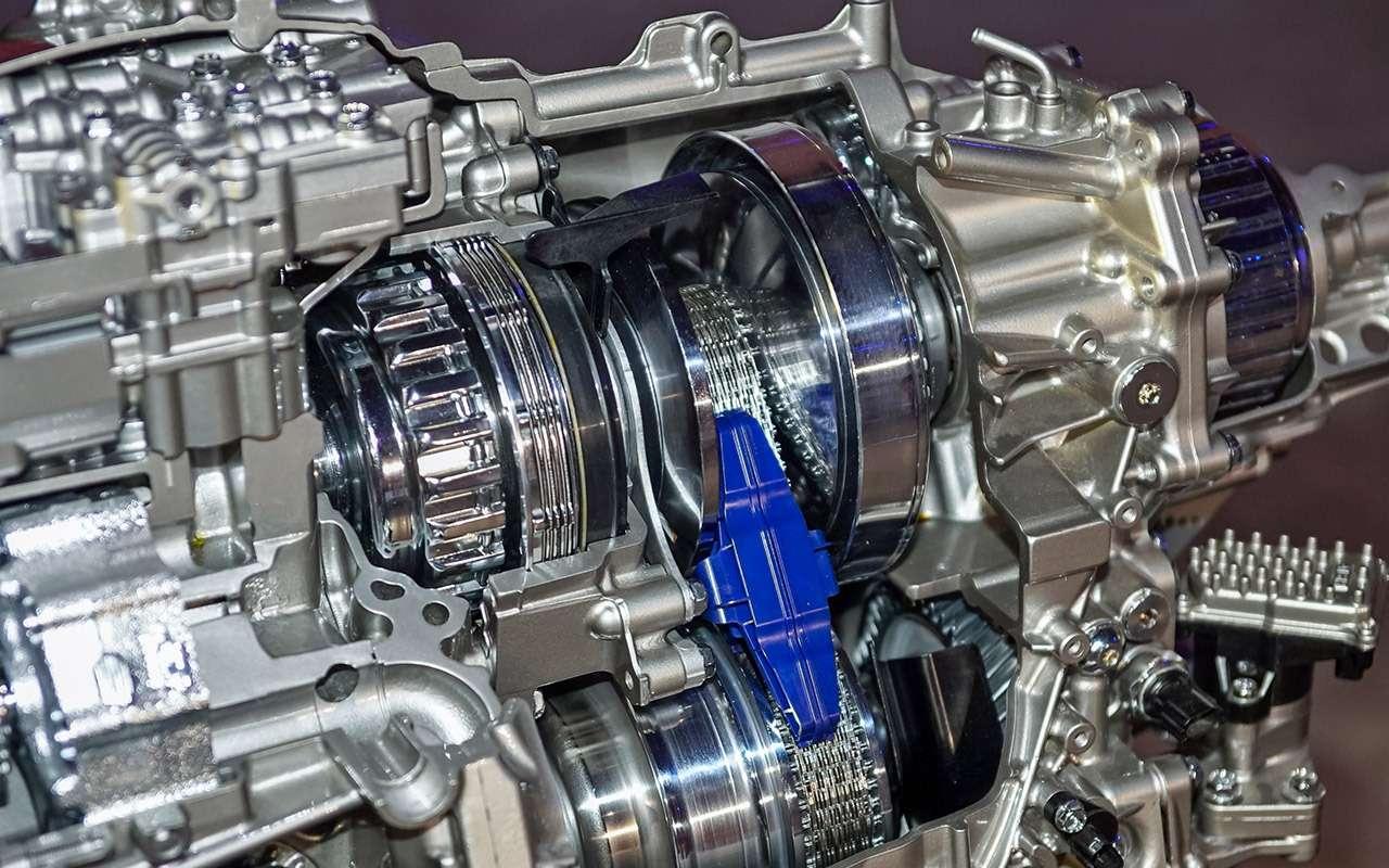 Всесекреты стратегии Subaru: вариаторы, оппозитные моторы ирадары— фото 893426