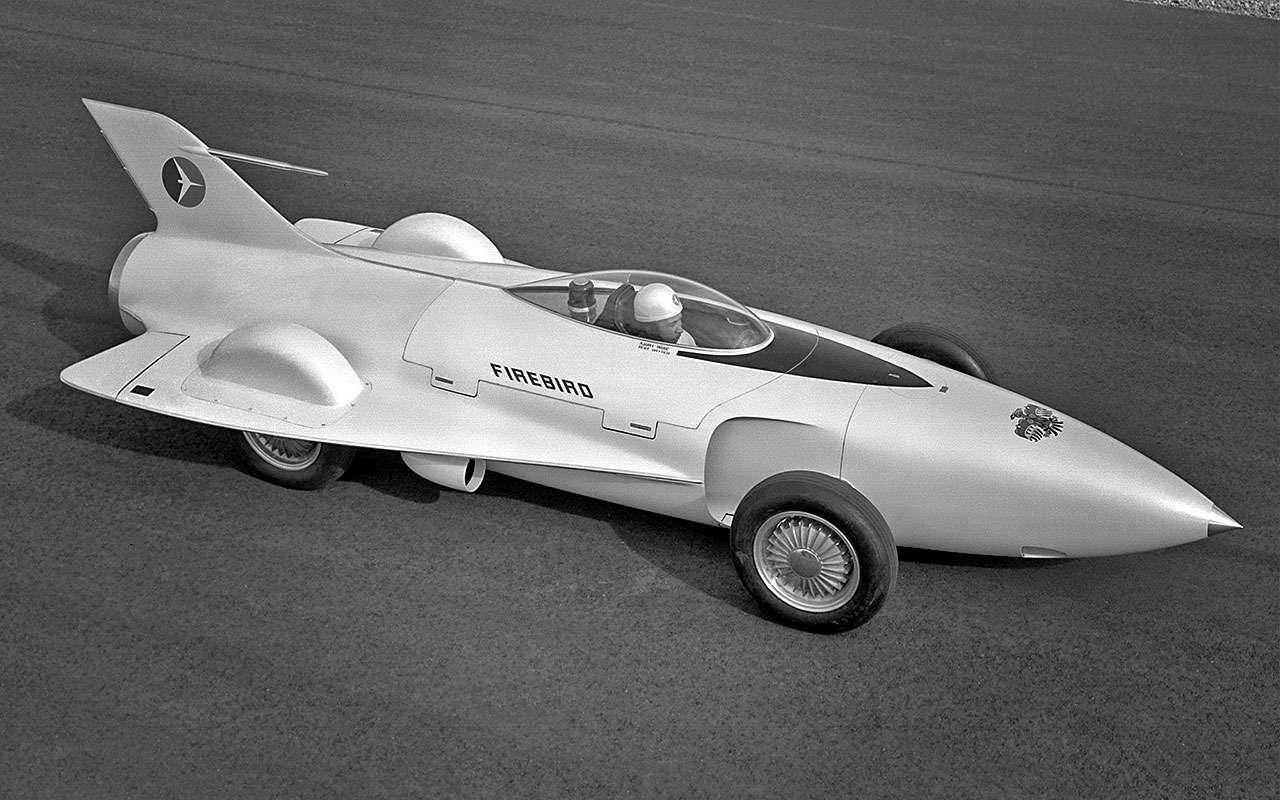 GMFirebird IConcept Car (1953).