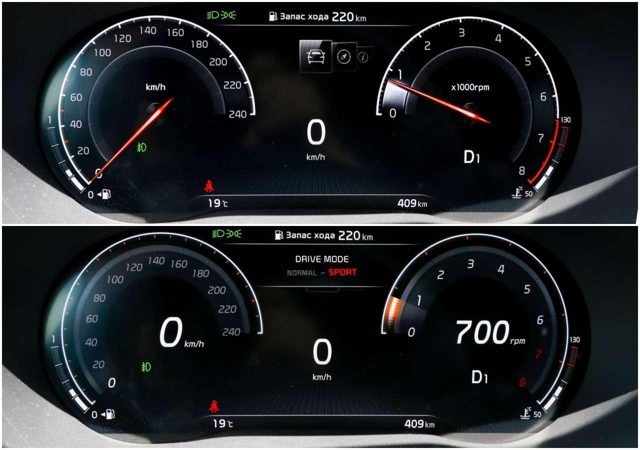 Новый Kia XCeed: сравнили две версии «почти кроссовера»— фото 1143616