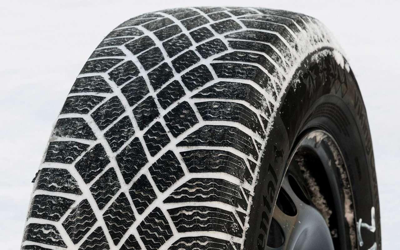 Большой тест зимних шин: выбор «Зарулем»!— фото 995064