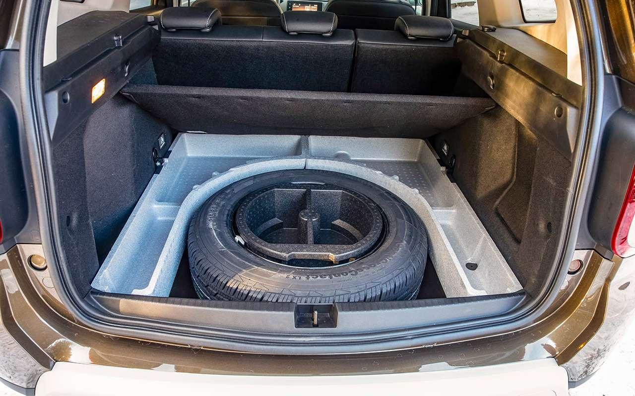 Новый Renault Duster стурбо имеханикой— первый тест— фото 1227568