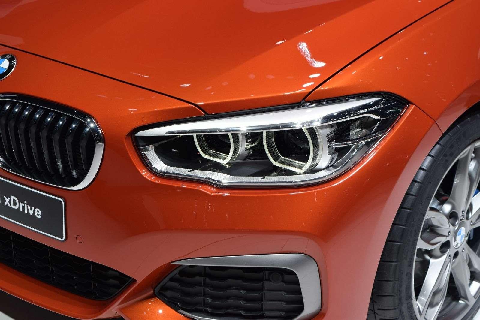 BMWдобавила свежести 1-й серии— фото 369412