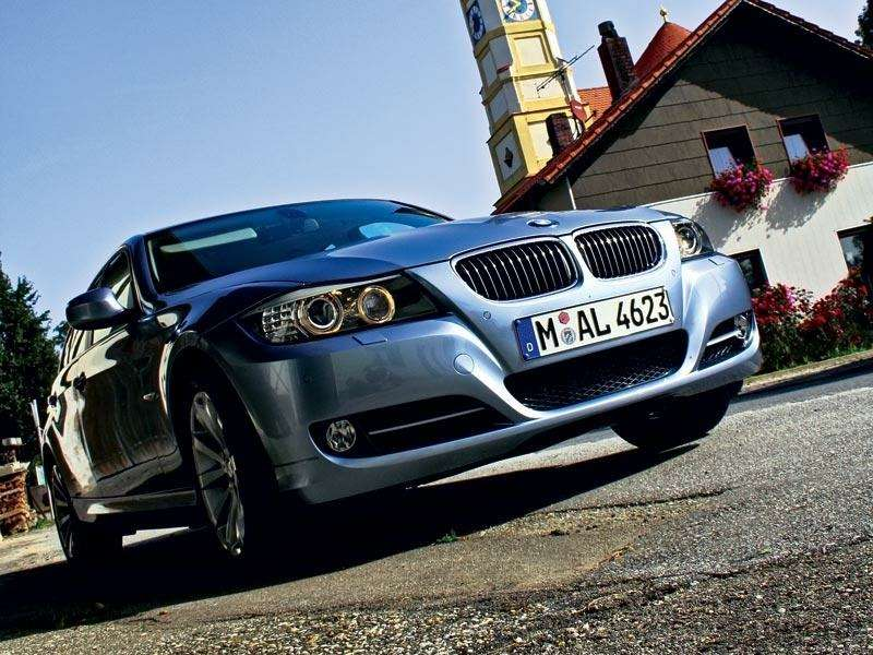 Презентация BMW 3-series: O'zapft is! — фото 89453