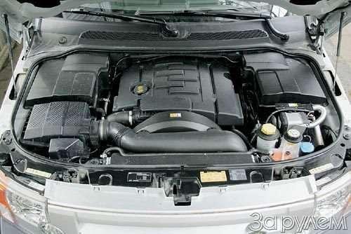 Тест Nissan Patrol, Land Rover Discovery 3, Volkswagen Tuareg. Век нынешний ивек минувший?— фото 55030