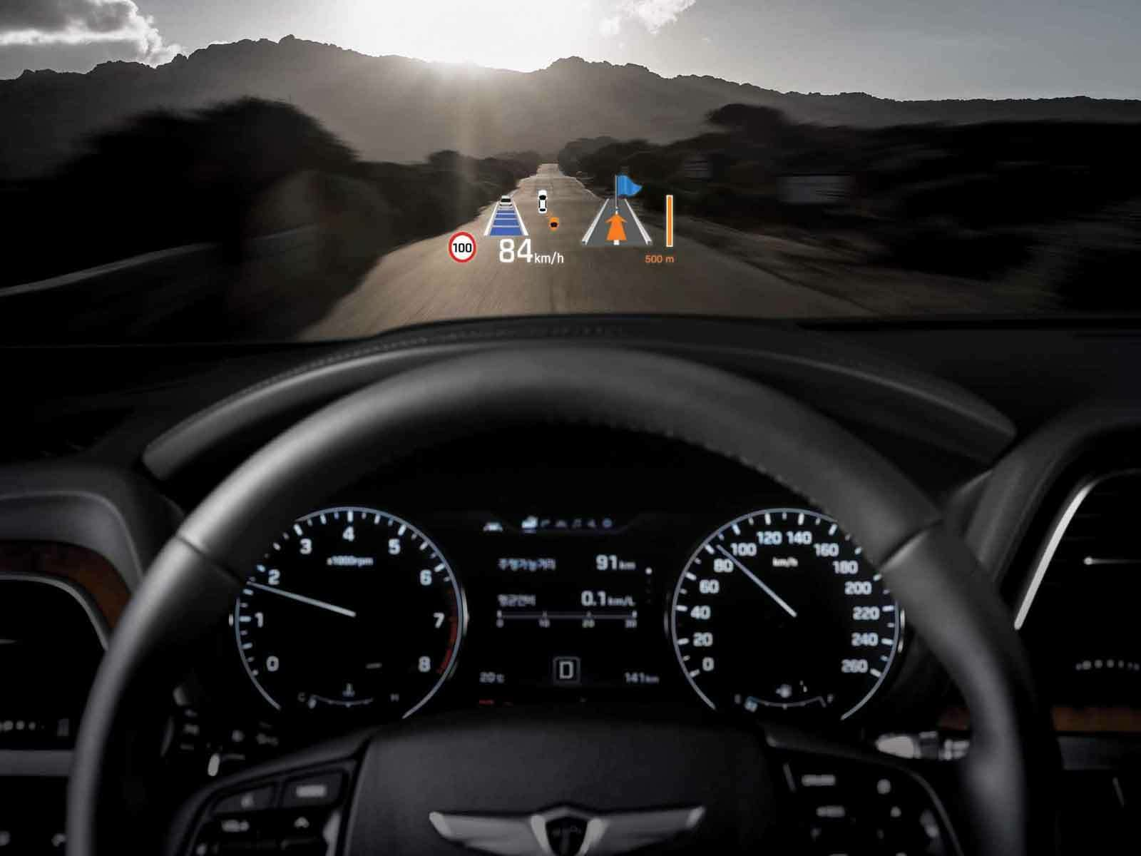 DH_Head-up display