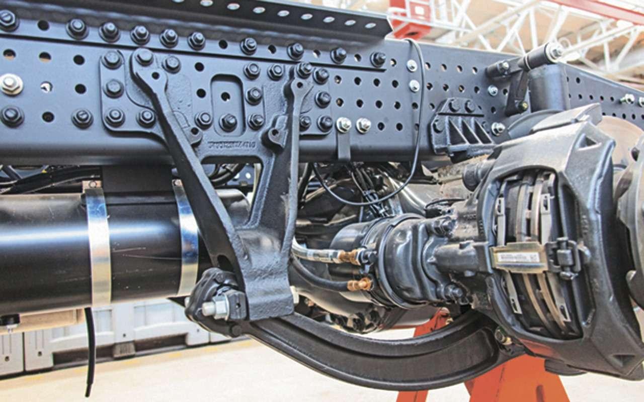 КАМАЗ пятого поколения— подробный обзор— фото 1254165