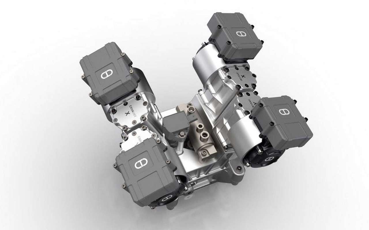 Цифровые клапаны значительно улучшат двигатели— фото 933751