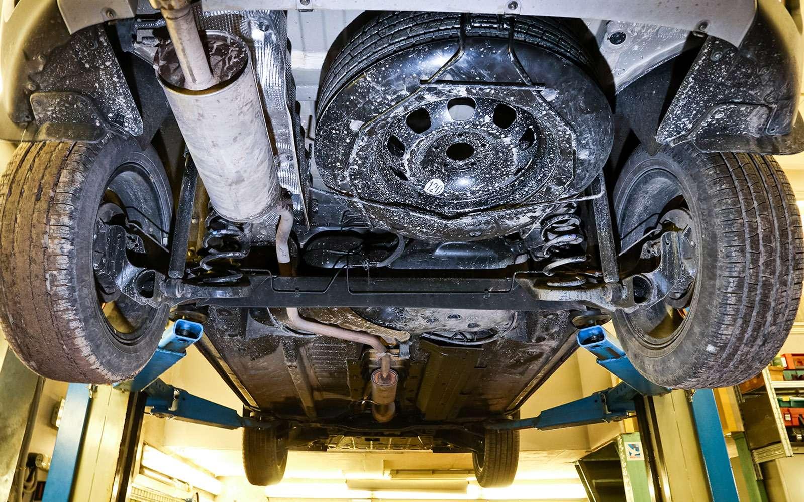 Hyundai Creta, Renault Kaptur, Kia Soul, Lada XRAY: разборка переднеприводных— фото 657352