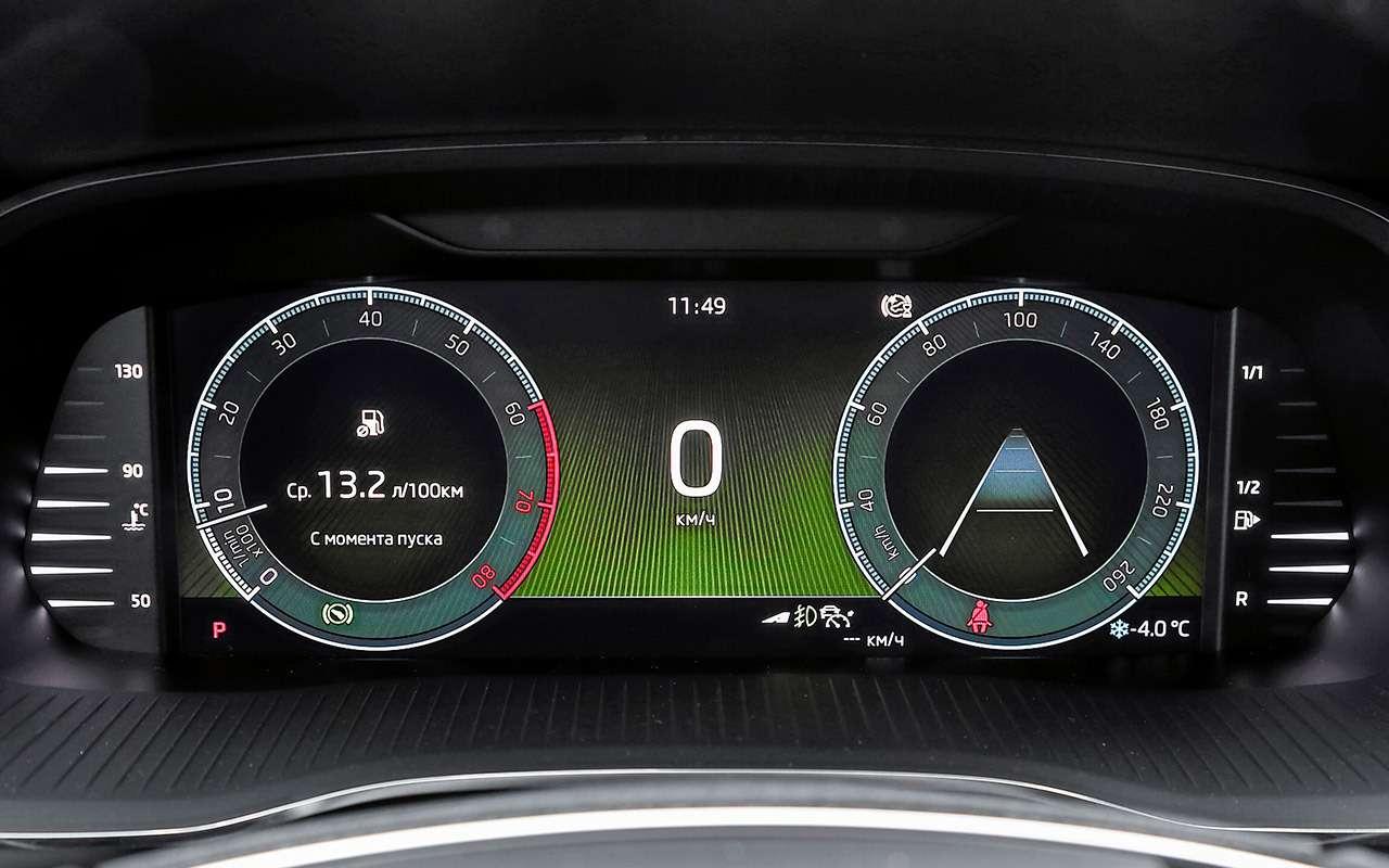 Skoda Octavia, Kia K5, Mazda 6— большой тест— фото 1221406