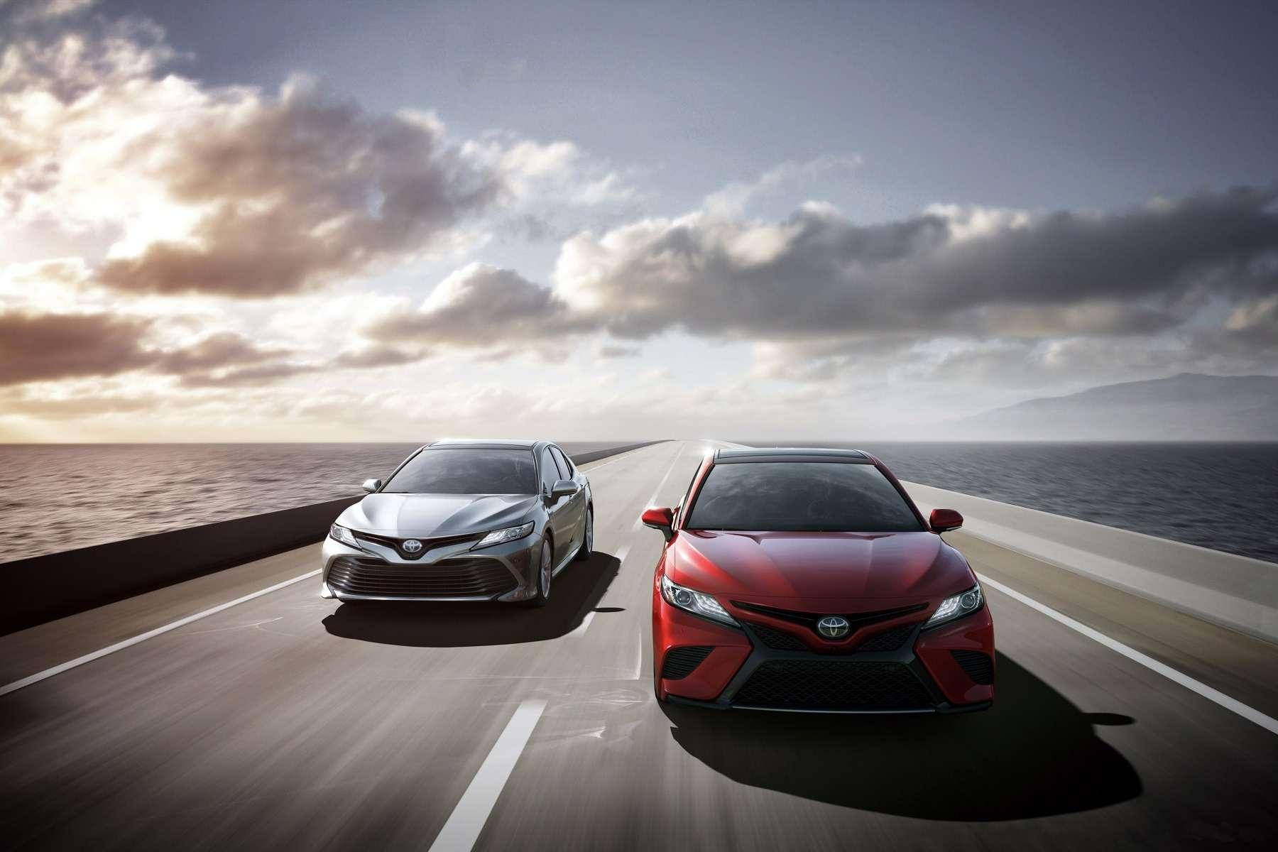 Встречайте: новая Toyota Camry!— фото 690544