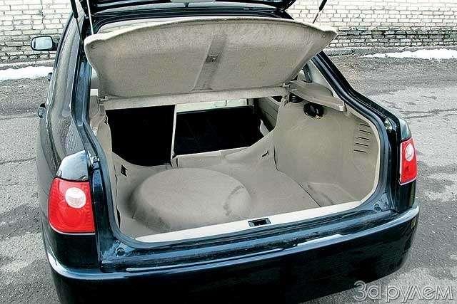 Тест-драйв Hyundai Accent, Chery Amulet. Восточные единоборцы— фото 65109