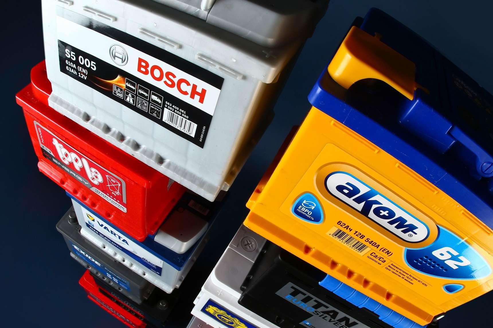 Какдолго аккумуляторы могут храниться без подзарядки? Экспертиза ЗР— фото 578150