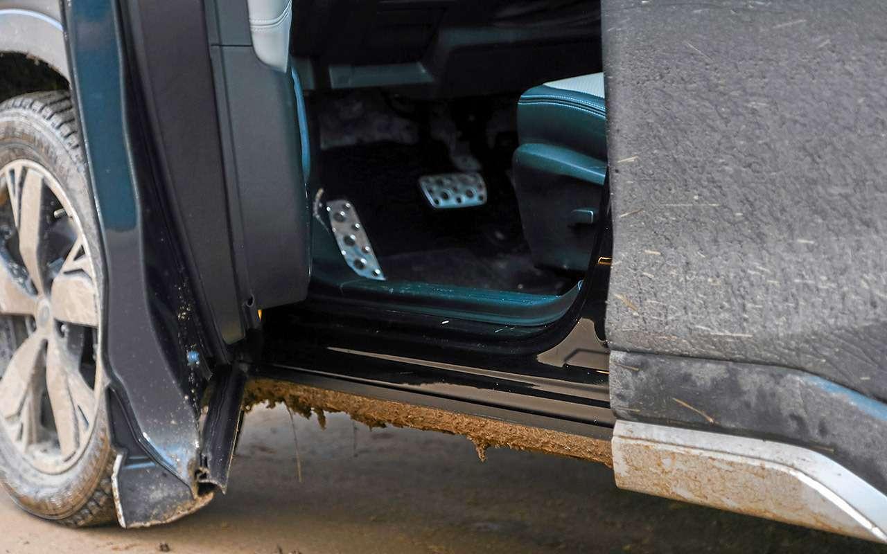 Новый Subaru Forester против конкурентов: большой тест кроссоверов— фото 935673
