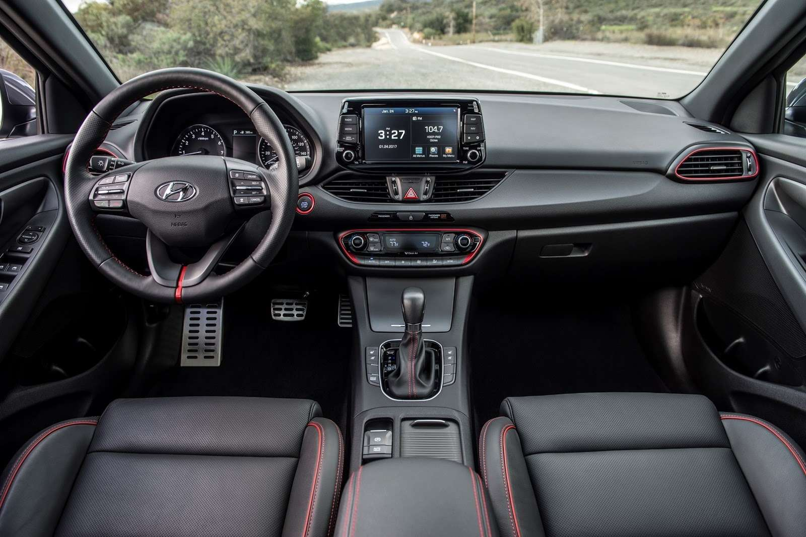 Европейское самериканским: Hyundai представила хэтчбек Elantra GT— фото 705486