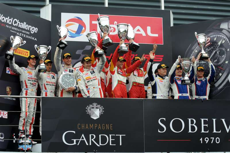 Blancpain Endurance Series 201324H Spa