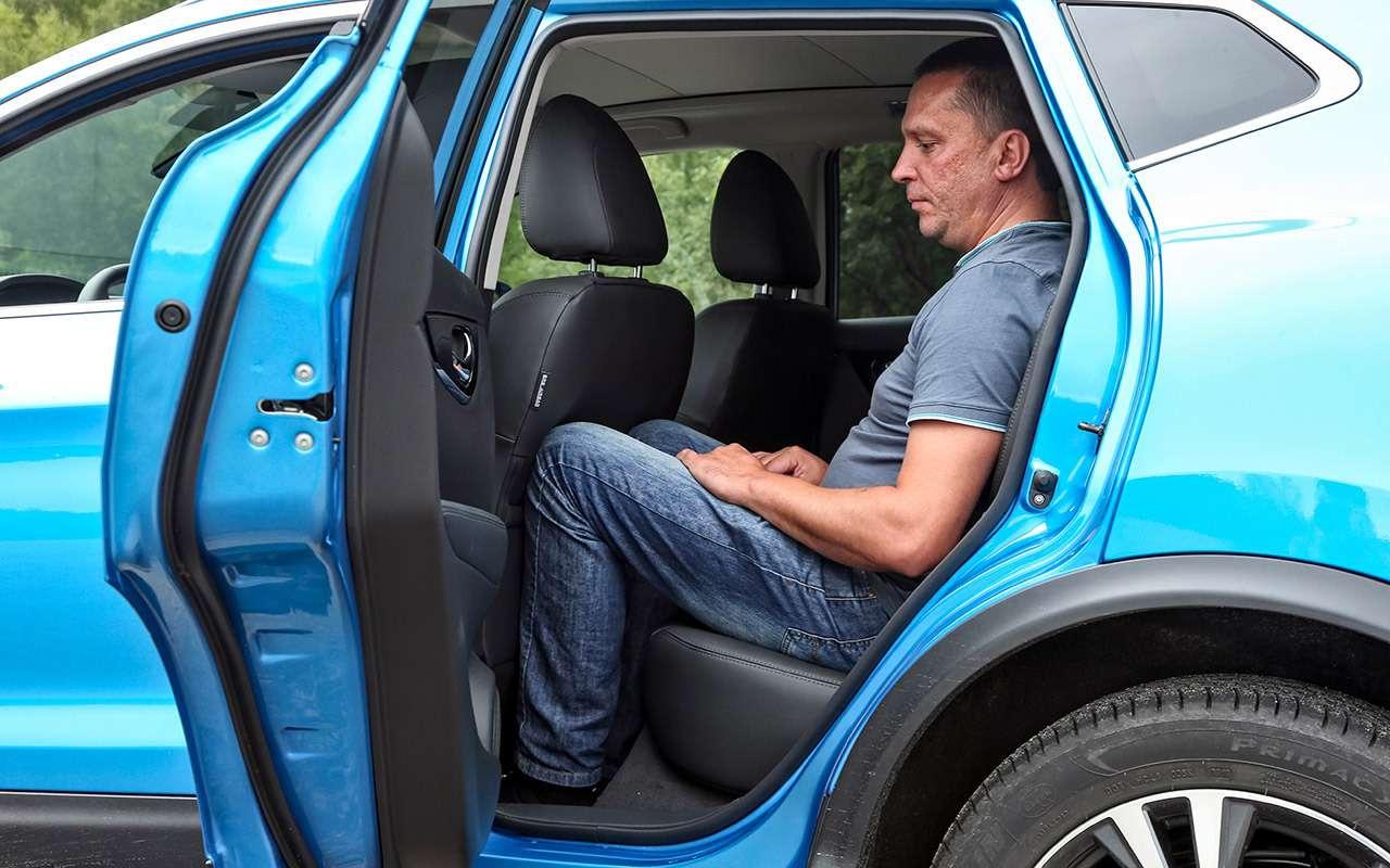 Renault Arkana, Nissan Qashqai, Kia Sportage: проверка бездорожьем иасфальтом— фото 1009931