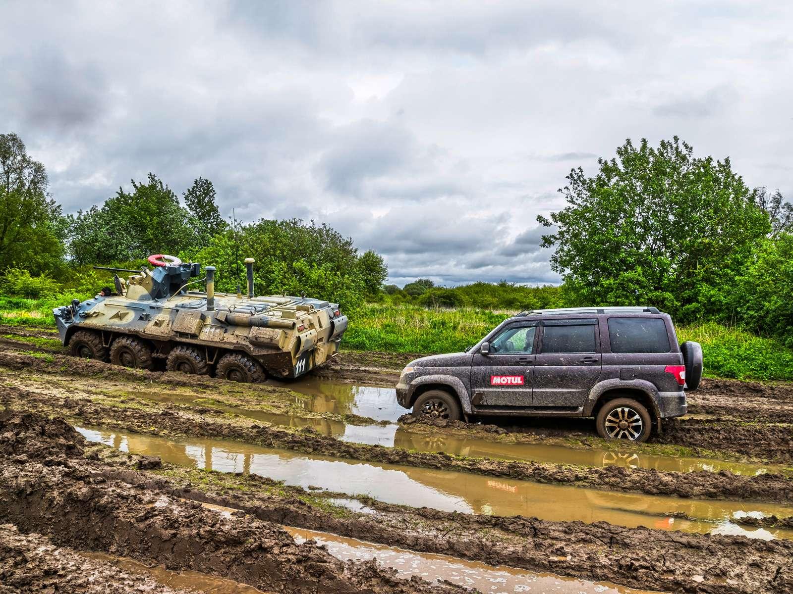 УАЗПатриот, Chevrolet Niva иRenault Duster: морской бой, или Русский десант вПрибалтике— фото 610164