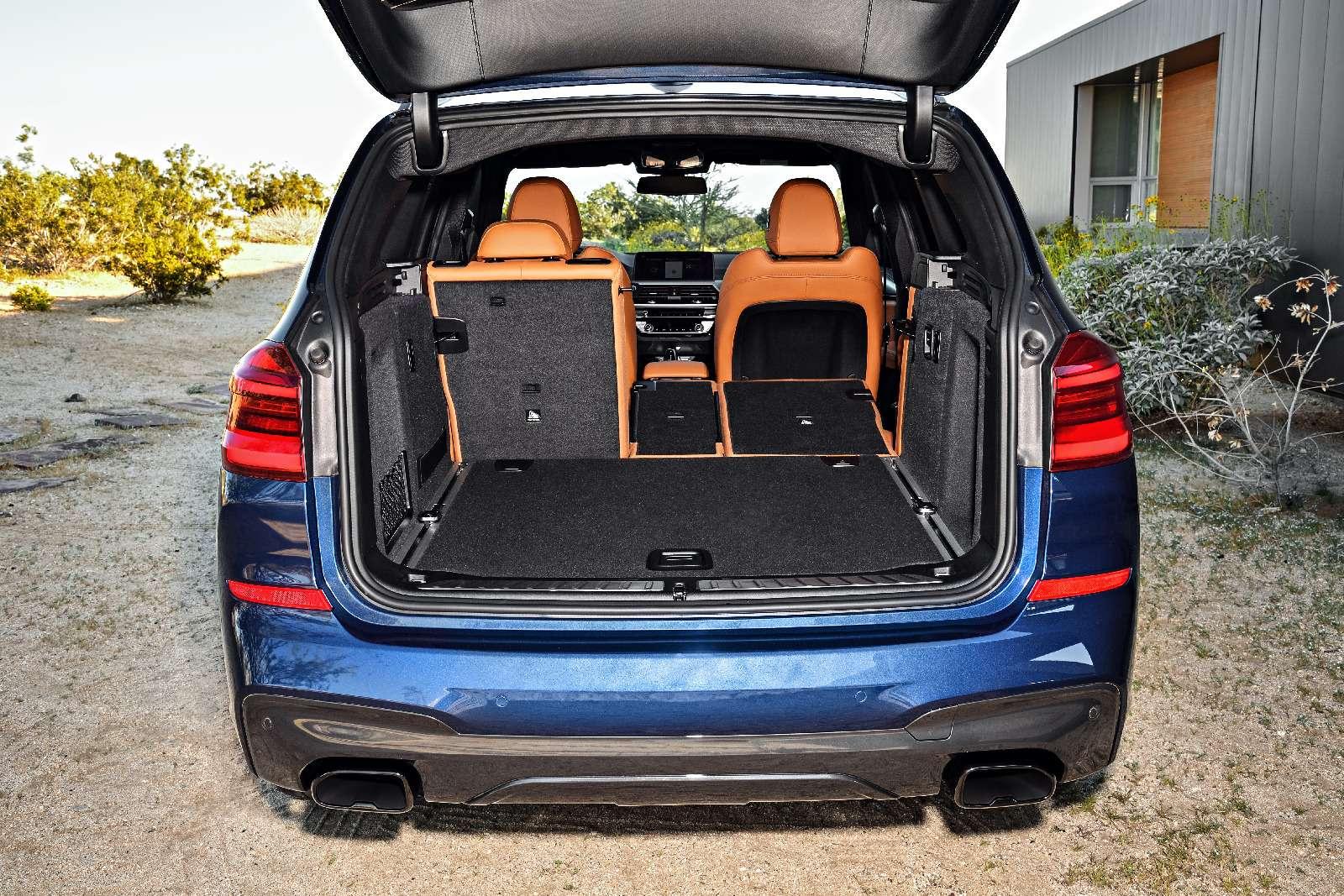 Новый BMW X3оказался крупнее старого Х5— фото 768546